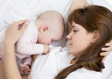 Lactancia materna y sueño