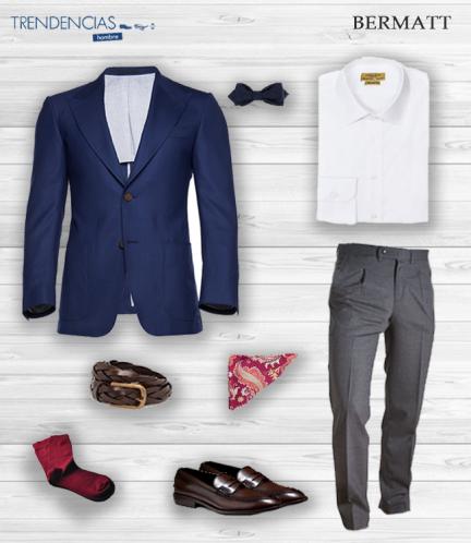 El Armario de Trendencias Hombre (II) Un look otoñal para mañana mismo