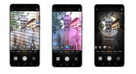 Huawei Mate 20 Retrato