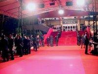Los hombres en el Festival de Cine de Cannes 2010