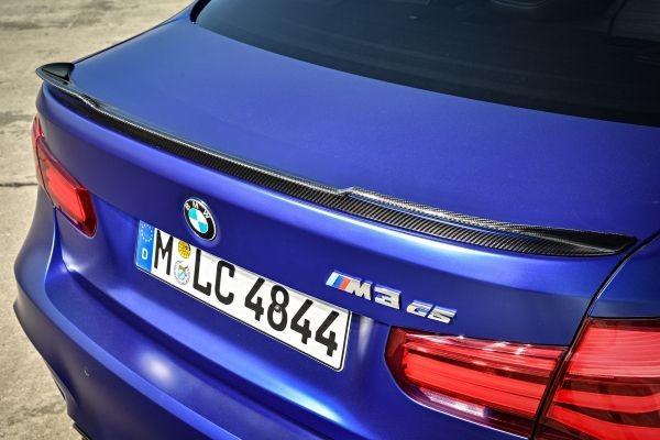 Foto de BMW M3 CS (9/13)
