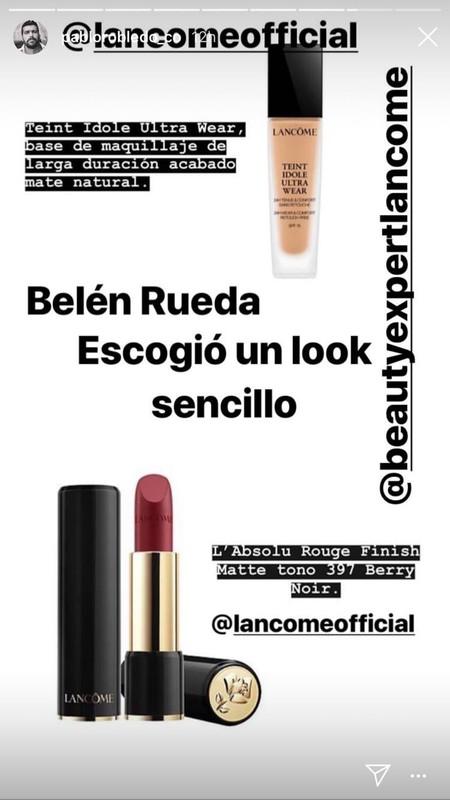 Premios Goya 2019 Belen Rueda 3