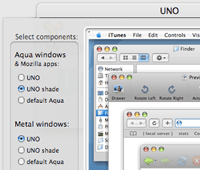 UNO, unifica la apariencia de todas tus aplicaciones en MacOS X