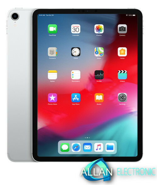 "Apple iPad Pro 11"" 64GB Wifi Version - Silver Plata (2018)"