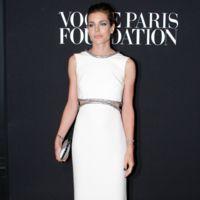 En la fiesta de Vogue en París, en julio de 2014