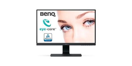 El monitor BenQ GW2780 de 27 pulgadas, vuelve hoy a estar a precio mínimo en Amazon, por sólo 144 euros
