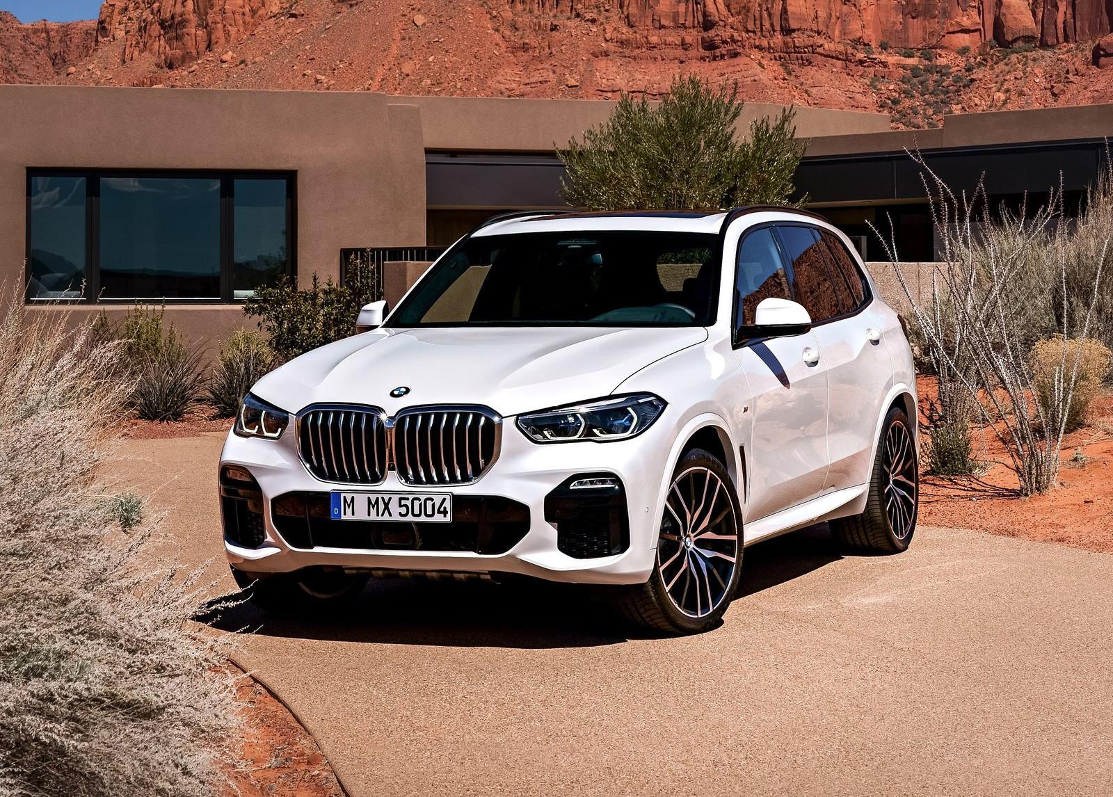 Foto de BMW X5 2019 (4/43)