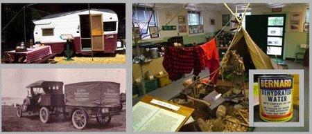 Museum of Family Camping, para los amantes de la acampada
