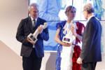 Celebramos una noche hispano francesa con Jean Paul Gaultier y Ágatha Ruiz de la Prada, Prix Diálogo 2013
