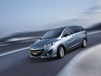 Mazda 5. Coches familiares a análisis