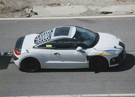 Peugeot 308 RZ-C