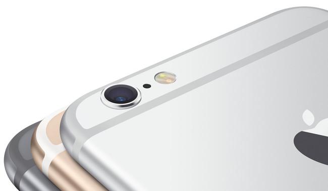 Iphone seis Gray Silver Gold Back Camera E1422282932304