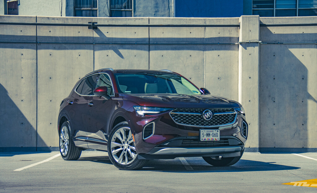 Buick Envision Avenir 2021, lo manejamos: una revelación que puede llevar de serie lo que los europeos de siempre no