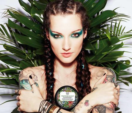 ¿Estrenando tatuaje?: The Body Shop también estrena 'Amazonian Saviour' una crema (vegana) con el que puedes cuidarlo