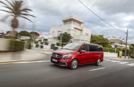 Mercedes Benz Clase V 2019 450