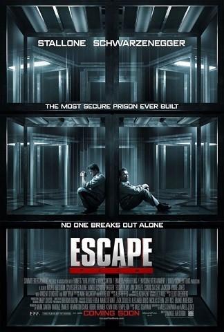 'Escape Plan', tráiler y cartel de lo nuevo con Stallone y Schwarzenegger