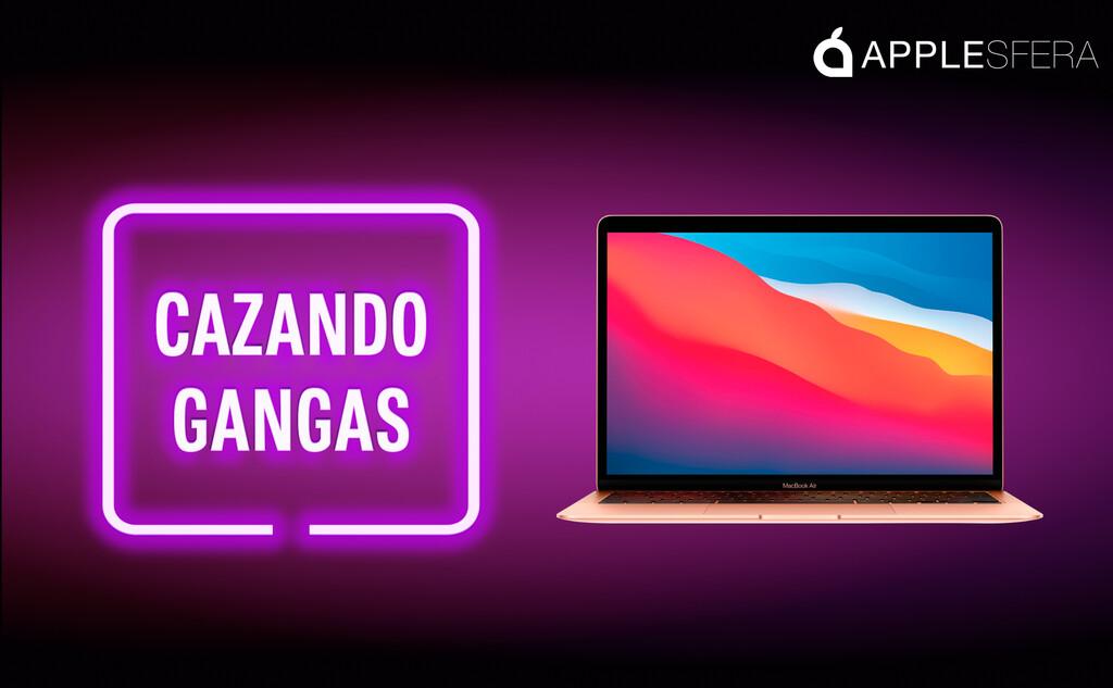 El flamante MacBook Air M1 a menos de 1000 euros y el iPhone doce de 128 GB(Gigabyte) con 180 euros de descuento: Cazando Gangas