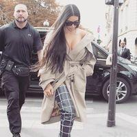 ¡Esto sí que es la bomba! Kim Kardashian se une a la tendencia #nomakeup