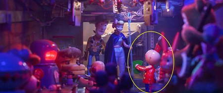 Toy Story 4 Tin Toy Easter Egg