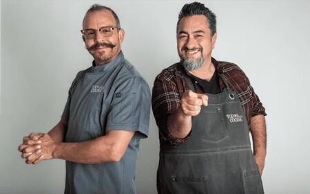 Benito Molina y Toño de Livier nos llevan a todos a la cocina con su nuevo programa de tv para México y Latam