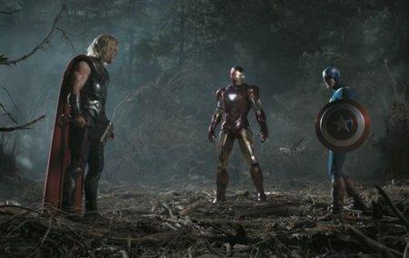 'Los Vengadores' logra un nuevo récord de taquilla