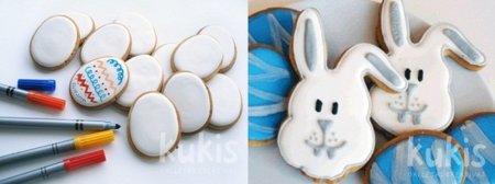 Pascua: la opción de obsequiar galletas Kukis