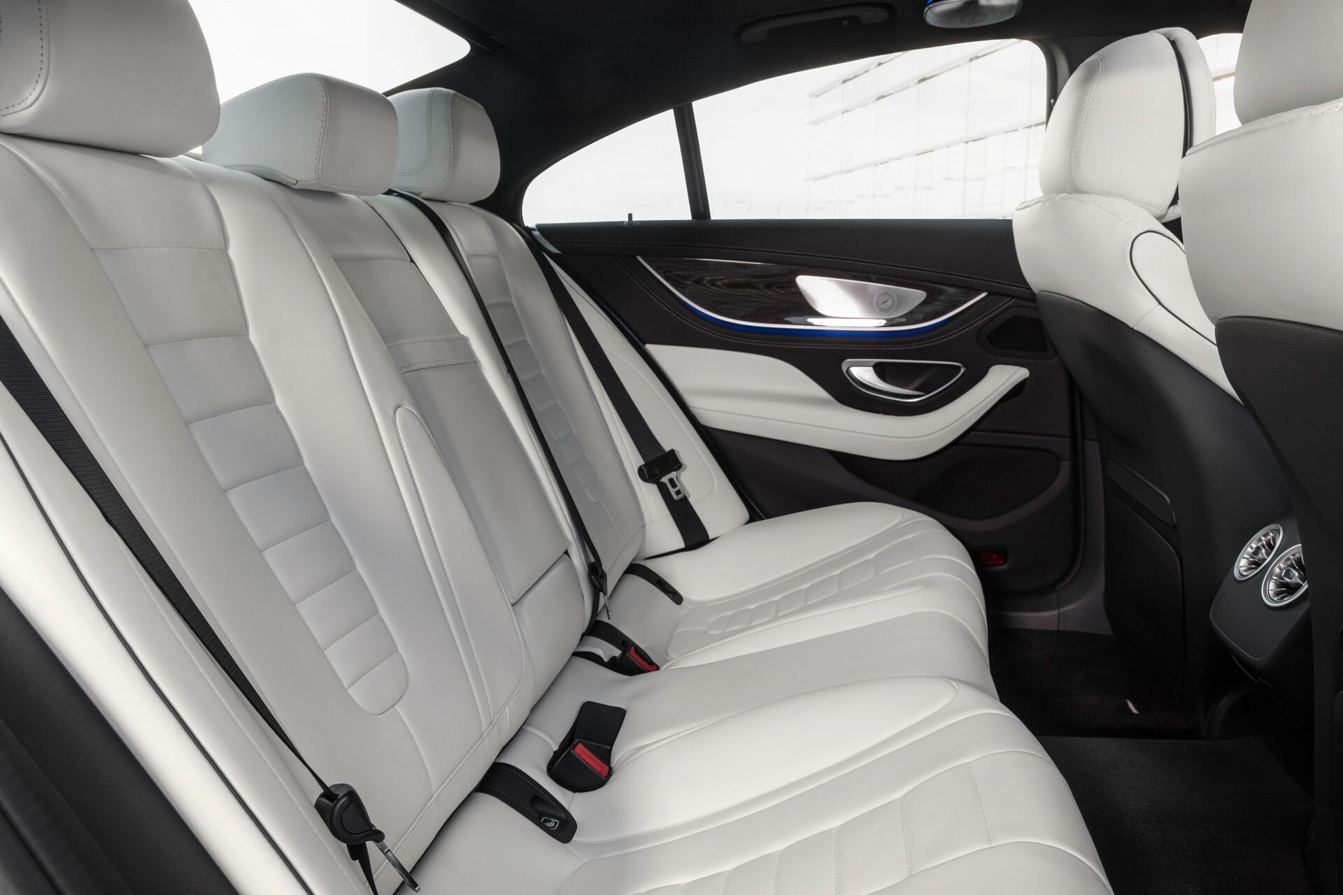 Foto de Mercedes-Benz CLS 2022 (35/63)