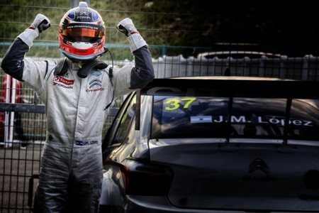 Pechito López se coronó Campeón del Mundo de Turismos en Suzuka