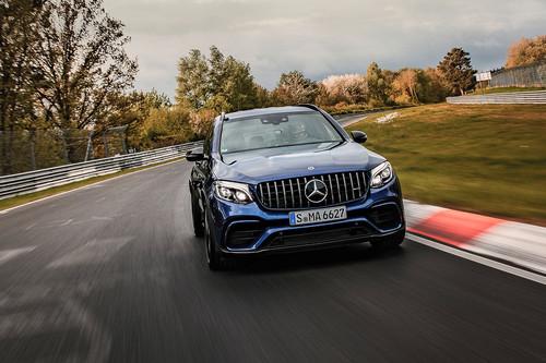 Los SUV empiezan a figurar en los récords de Nürburgring: ya son más rápidos que estos deportivos de renombre