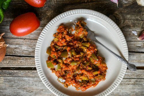 Fritada riojana, la receta tradicional de toda la vida