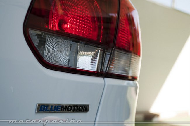 VW Bluemotion