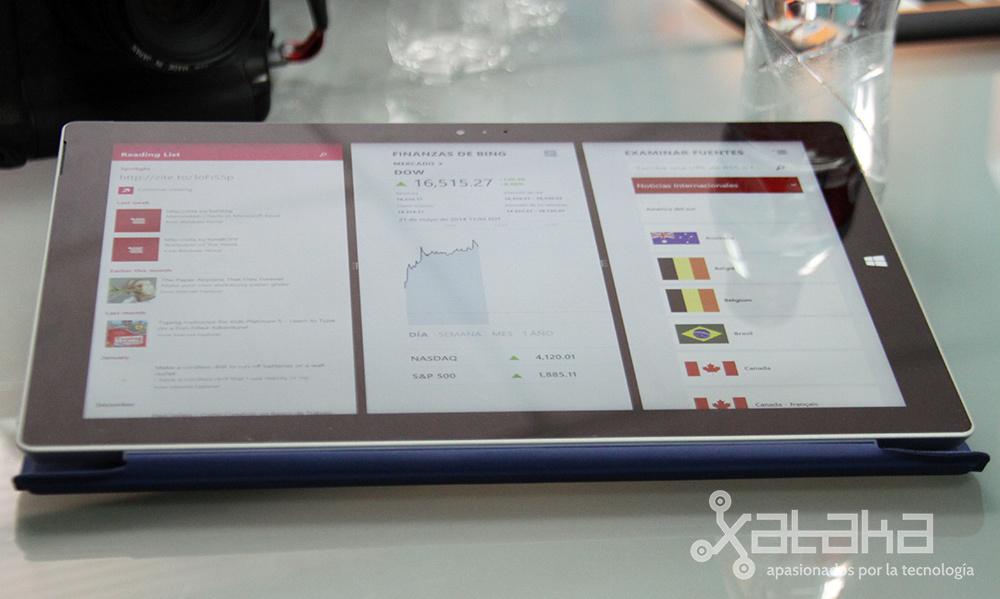 Foto de Microsoft Surface Pro 3 (8/39)