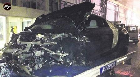 Dolorpasión™: Alexis Sánchez destroza su Audi R8