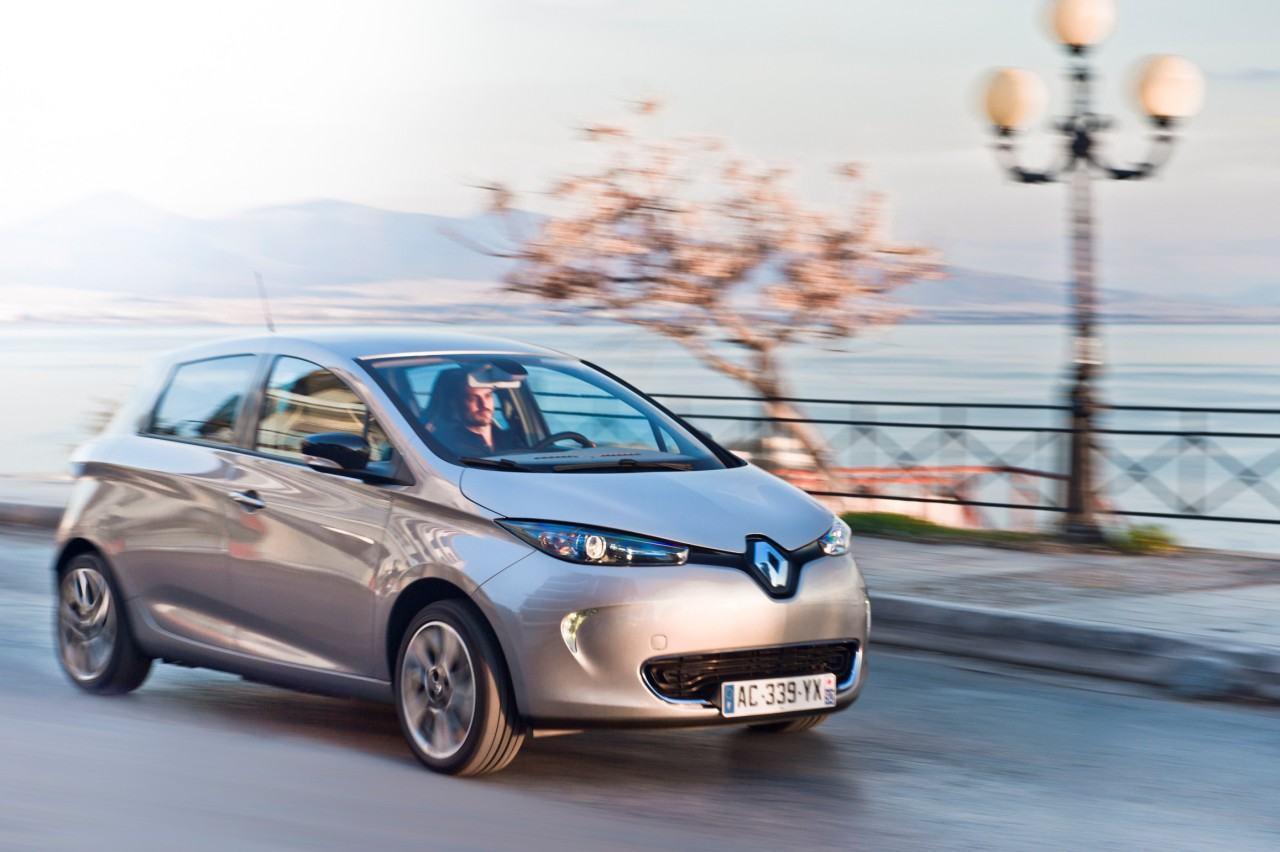 Foto de Renault ZOE (50/151)