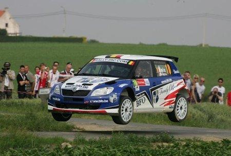 Freddy Loix se lleva la victoria en una durísima edición del Rally de Ypres