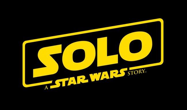 El logo oficial del spin-off de Han Solo