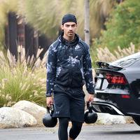 Consigue el look y la rutina de ejercicios de Joe Jonas para estar en forma