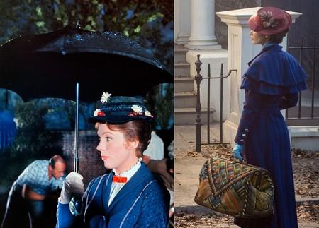 Julie Andrews no quiso estar en 'El regreso de Mary Poppins' y ya sabemos por qué