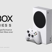 Éste es el diseño de la Xbox Series S, la consola barata de Microsoft que llegará por 299 dólares