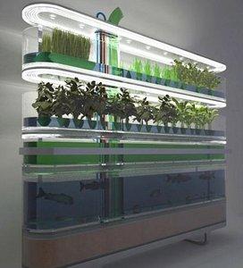 Cocina ecológica de Philips