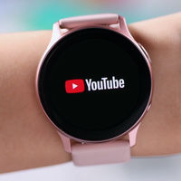 Google tiende la mano a Tizen: el Samsung Galaxy Watch Active 2 estrena las apps de YouTube y Google Translate