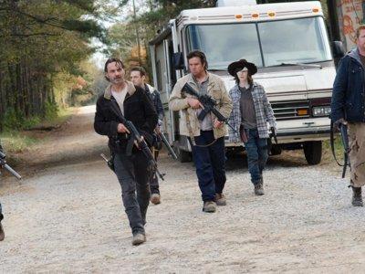 'The Walking Dead' se la juega con el final de la sexta temporada