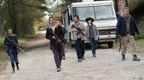 'The Walking Dead' se la juega con el final de la sexta temporada