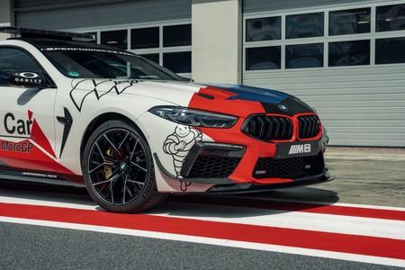 Bmw M8 Gran Coupe Motogp Circuito Frontal