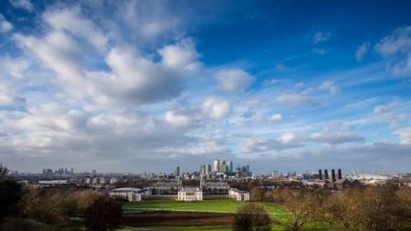 Time lapse: el encanto del clima de Londres