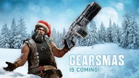 Gears of War 4 se apunta a los eventos navideños y esta es su propuesta