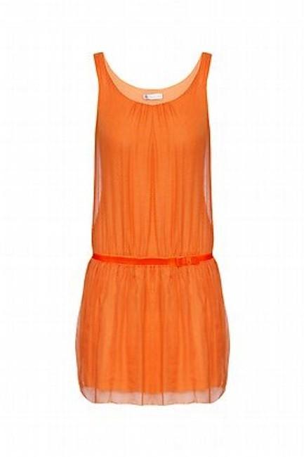 a collection vestido naranja