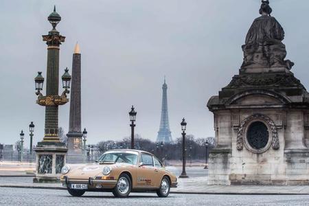 Un Porsche 911 de 1967 dará la vuelta al mundo para celebrar su 50 aniversario