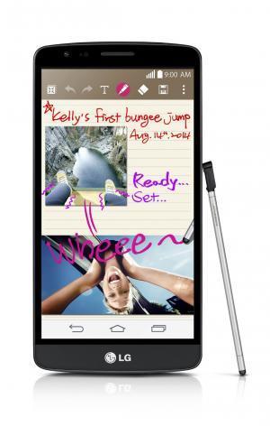 LG G3 Stylus: el lápiz busca protagonismo