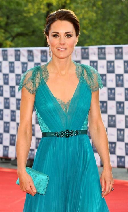 Encaje Kate Middleton Jenny Packham
